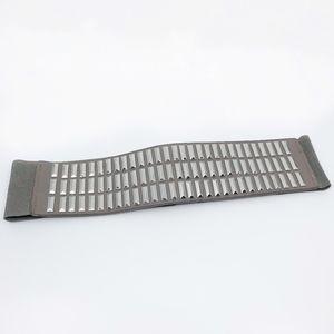 bcbg • mink studded elastic waist statement belt